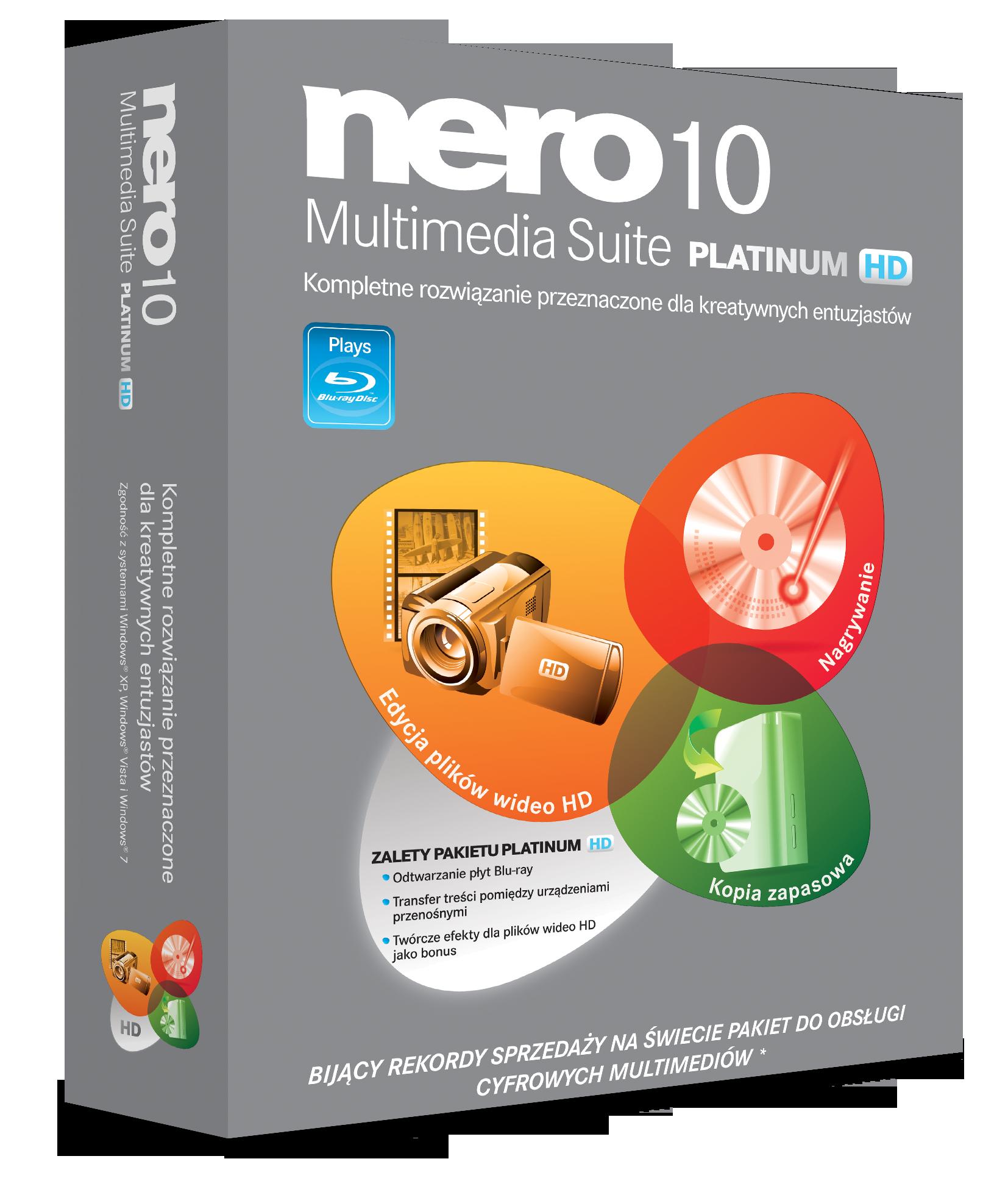 Nero multimedia suite platinum v11.2.00400 multilingual incl ser