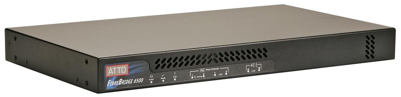ATTO FibreBridge® Fibre Channel to SAS Bridges