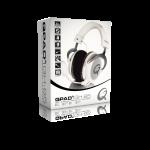 Zestaw słuchawkowy dla graczy PREMIUM QPAD QH-85 (wersja biała)