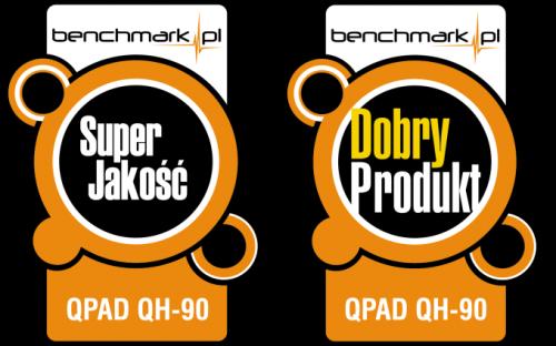 QPAD benchmark