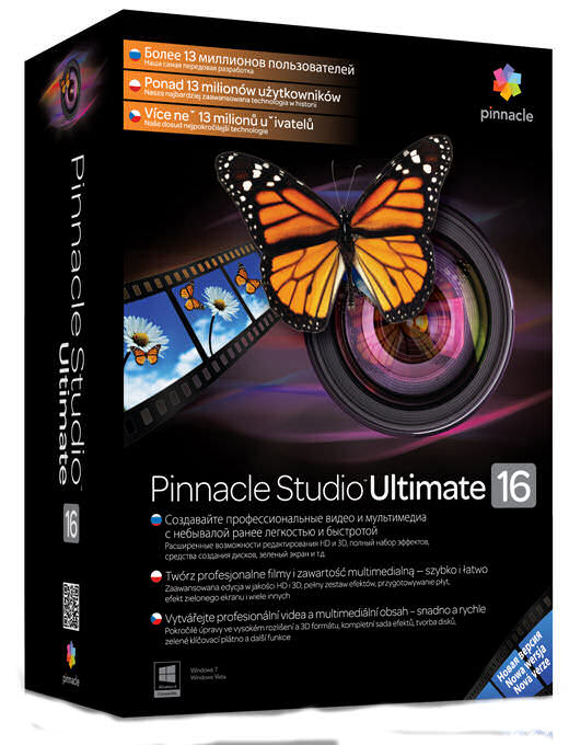 pinnacle 16 Plus Ultimate