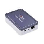 Silex SX-DS-4000U2 – dwuportowy serwer urządzeń USB