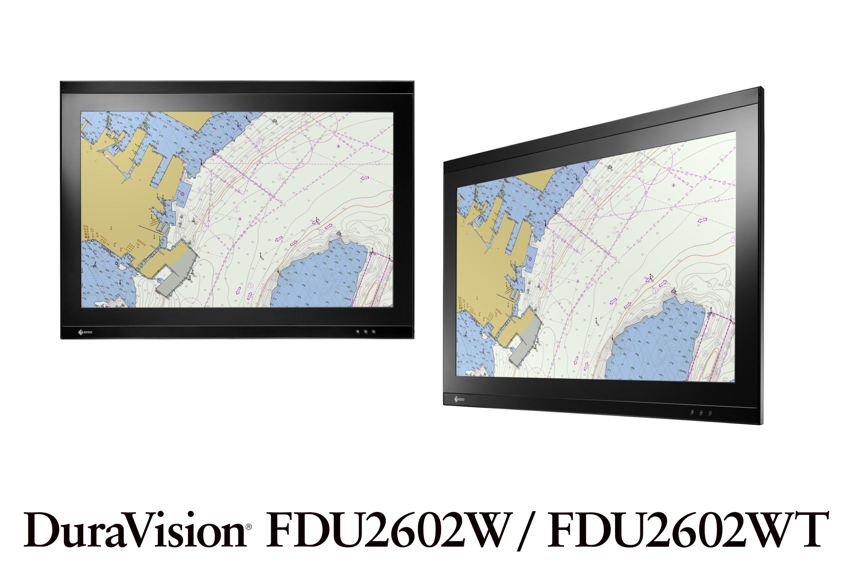DuraVision_FDU2602W_FDU2602WT_press