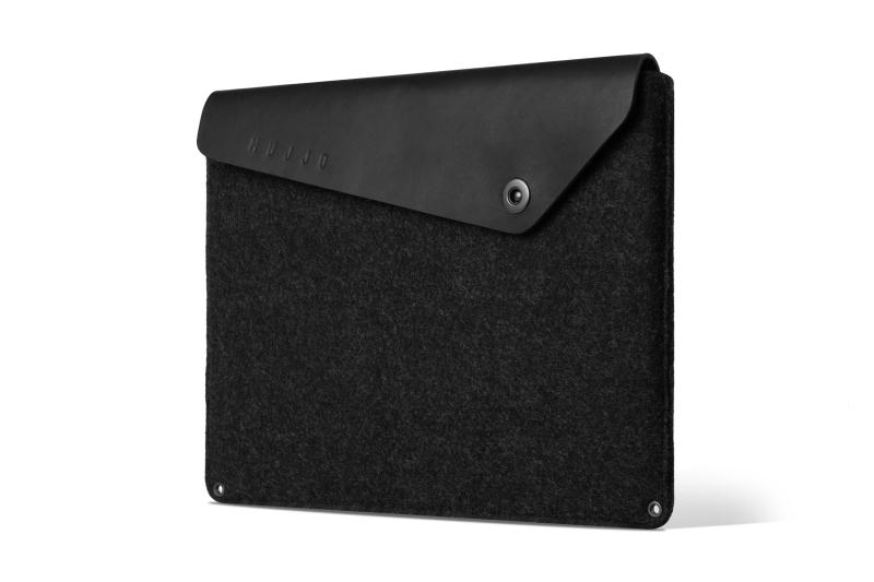 13'' Macbook Pro Sleeve - Black - Studio - 002