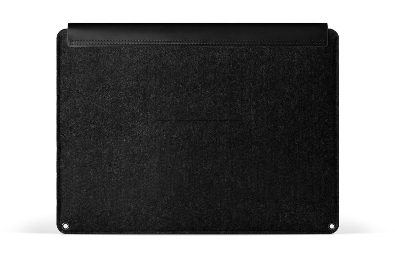 13'' Macbook Pro Sleeve - Black - Studio - 003