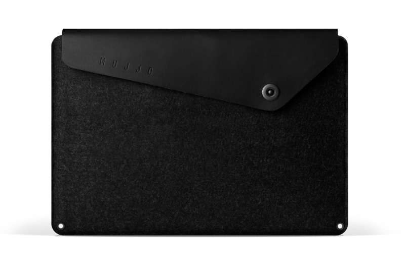 15'' Macbook Pro Retina Sleeve - Black - Studio 001