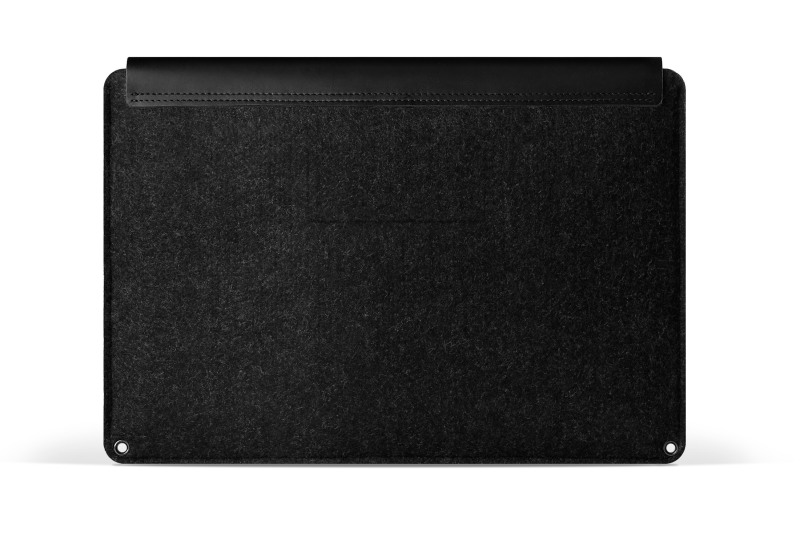 15'' Macbook Pro Retina Sleeve - Black - Studio 002