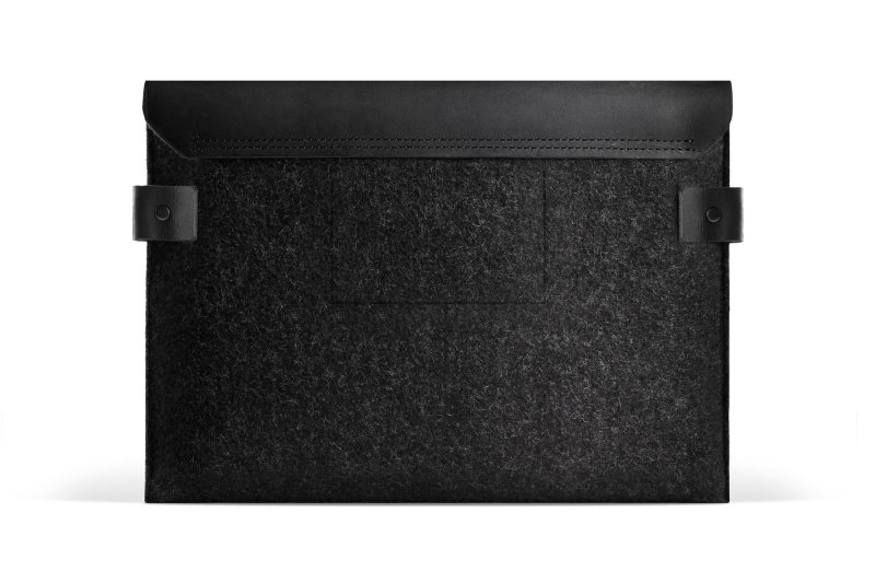 iPad Envelope Sleeve - Black - Studio - 003