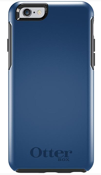 otterbox symmetry iphone6 blue print