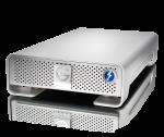 Zewnętrzny dysk twardy G-Technology G-Drive 4 TB z interfejsem Thunderbolt