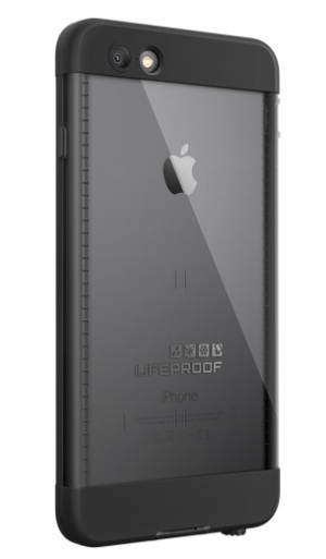 lifeproof nuud 6 plus back bk