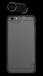 OlloClip Kit – zestaw 4 obiektywów i etui OlloCase do iPhone 6(s) Plus