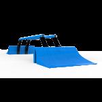 Sphero Ramp, Terrain Park – zestaw ramp