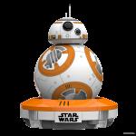 BB-8 – droid z Gwiezdnych Wojen sterowany za pomocą urządzeń z systemem iOS i Android