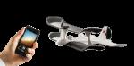 SmartPlane – samolot sterowany telefonem