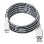 Fuse Chicken Titan – stalowy, dwuwarstwowy kabel Lightning (100cm)