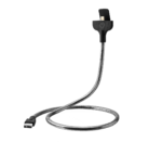 Fuse Chicken Bobine – stalowy kabel Lightning z funkcją stacji dokującej, statywu (60cm)