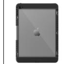LifeProof Nuud – obudowa wodoszczelna do iPad Pro 9.7″
