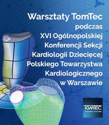 Konferencja Kardiologiczna - TomTec
