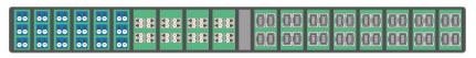 Światłowodowe modularne systemy pasywnych TAP-ów