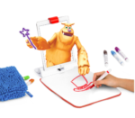 Osmo Creative Kit – zestaw 3 gier oraz podstawka do rysowania (podstawka + reflektor)