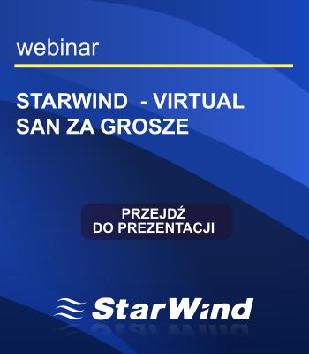 Webinar StarWind