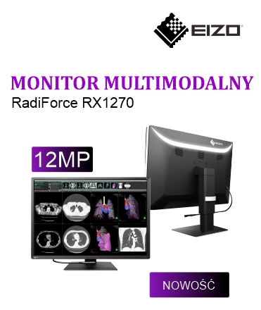 RadiForce RX1270 12MP monitor multimedialny